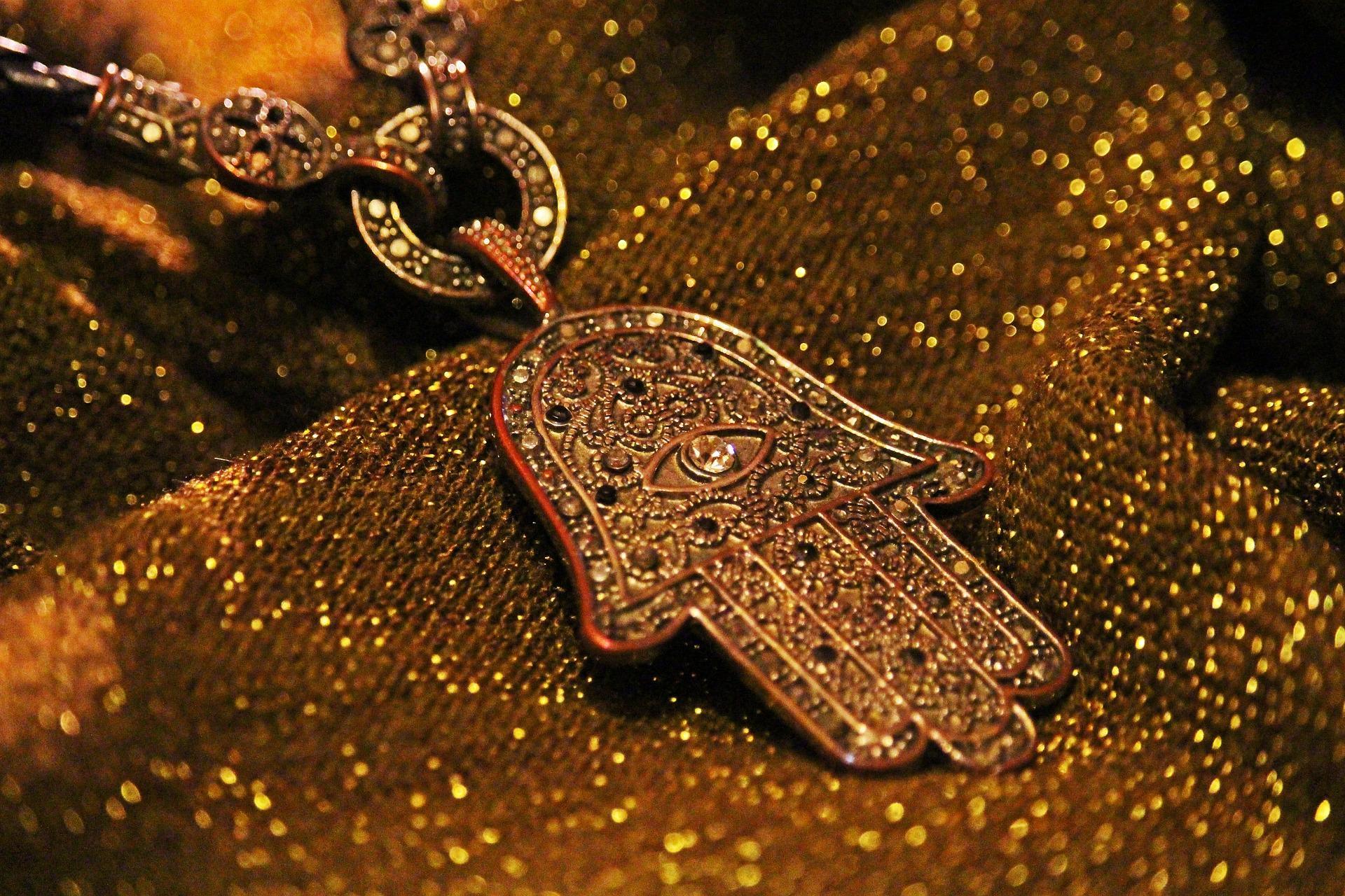 Chamsa, Hand der Fatima: Die Bedeutung des Symbols