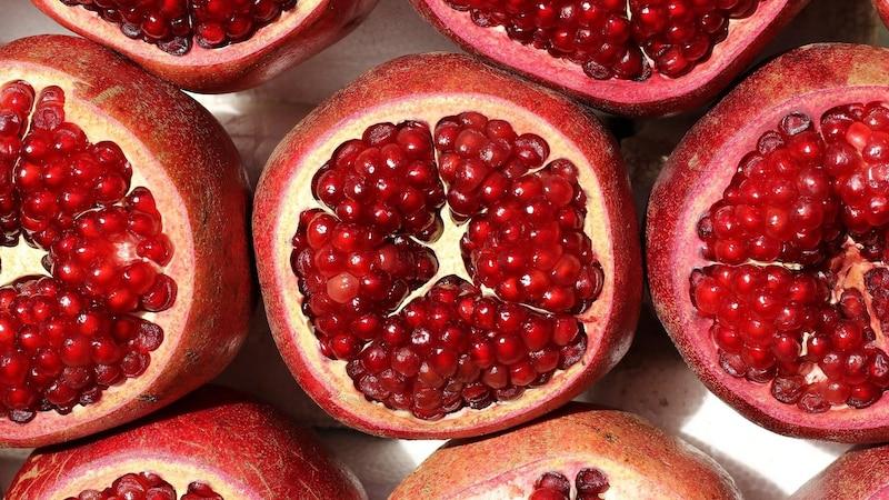 Granatapfel und seine Wirkung für die Haut - das sollten Sie wissen