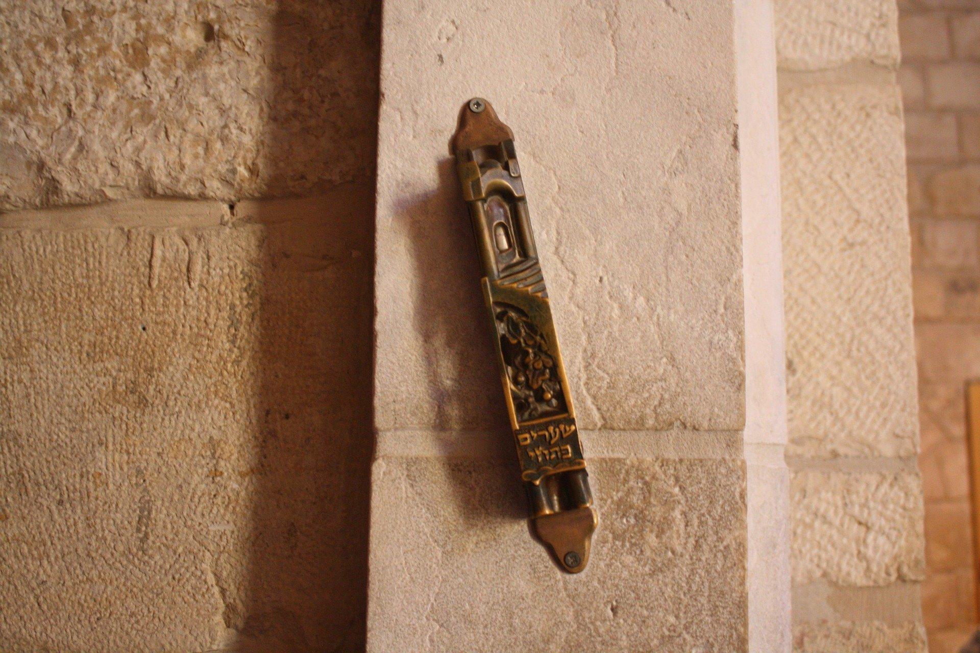 Die Mesusa gehört zu den wichtigen Symbolen im Judentum.