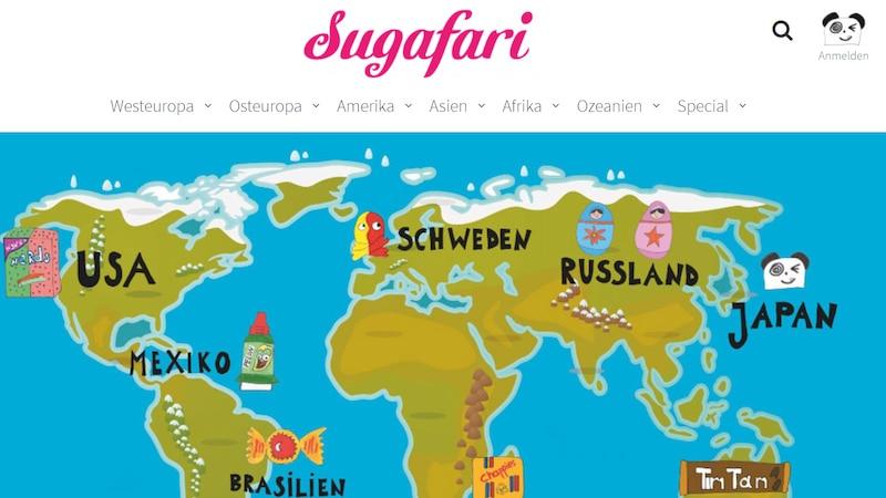 Süßigkeiten online bestellen bei diesen Online-Shops