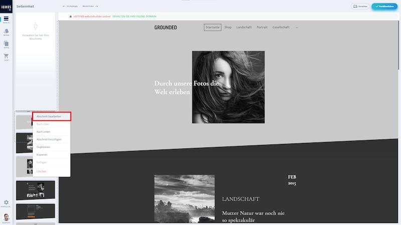 Onlineshop erstellen mit IONOS: So geht's