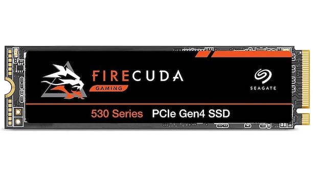 SSD mit brachialer Leistung: Seagate FireCuda 530 2TB ist unsere Nr. 1