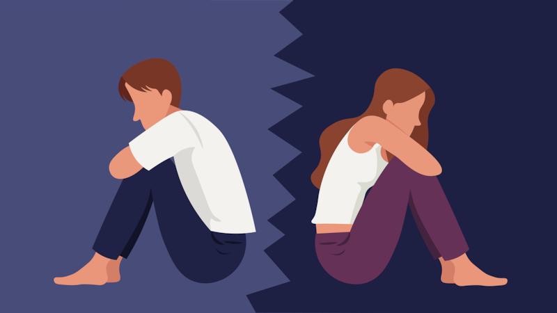 Eine lebenslange Trennung ohne Scheidung ist möglich.