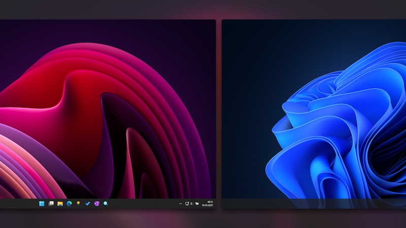 Windows 11: Virtuelle Desktops verwenden - so funktioniert's