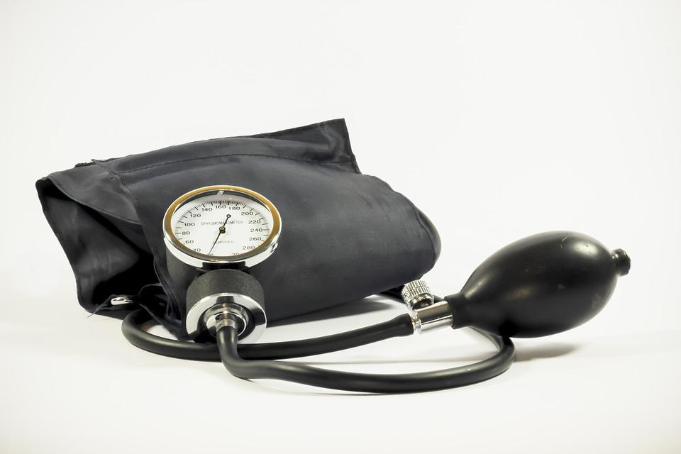 Blutdruckmanschette / Quelle: Pixabay