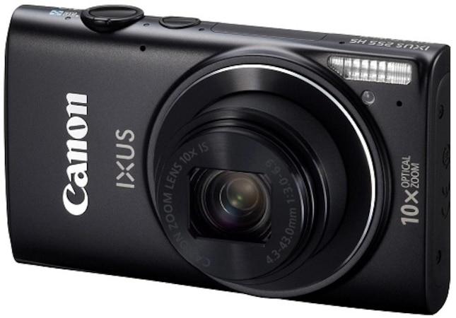 Canon Ixus 255 HS mit 12 Mp