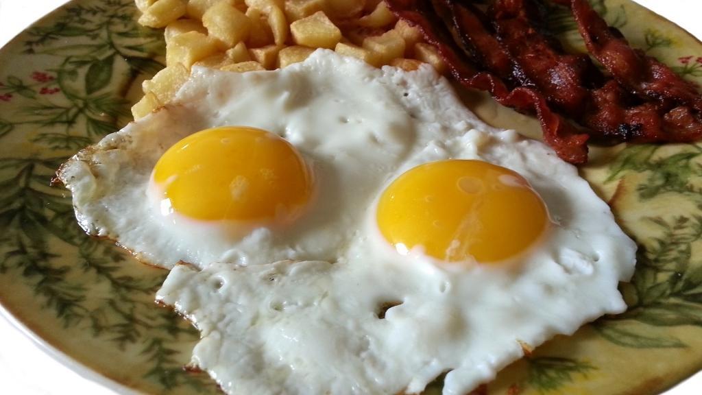 Das typische ketogene Frühstück (Bild: Pixabay)
