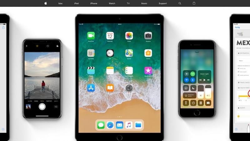 Möchten Sie Ihre Daten auf das neue iPhone übertragen, legen Sie Ihre Geräte nebeneinander