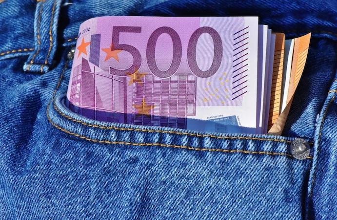 Der Euro ist Fiatgeld (Bild: Pixabay)