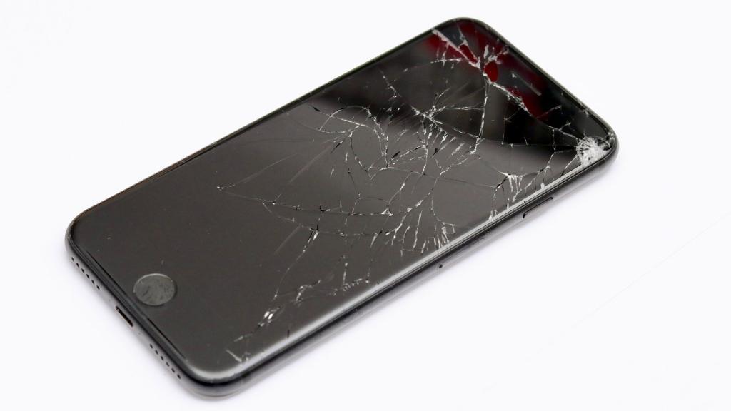 Display am iPhone kaputt - Daten sichern
