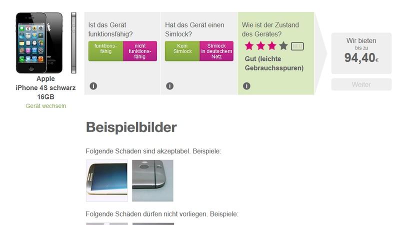duverkaufst.de: Schnelle Auszahlung