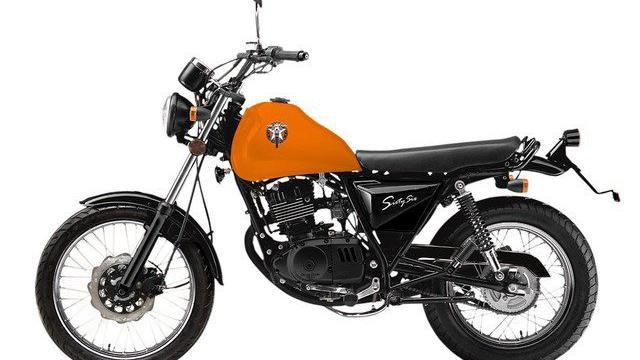 Kette beim Motorrad richtig spannen