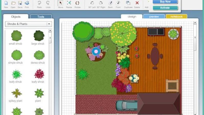 Kostenlose Gartenplaner: Praktische Software für den Garten