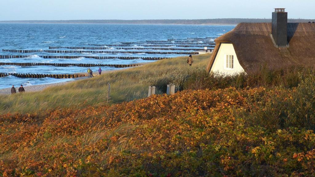 Malerische Orte an der Ostsee (Bild: Pixabay)