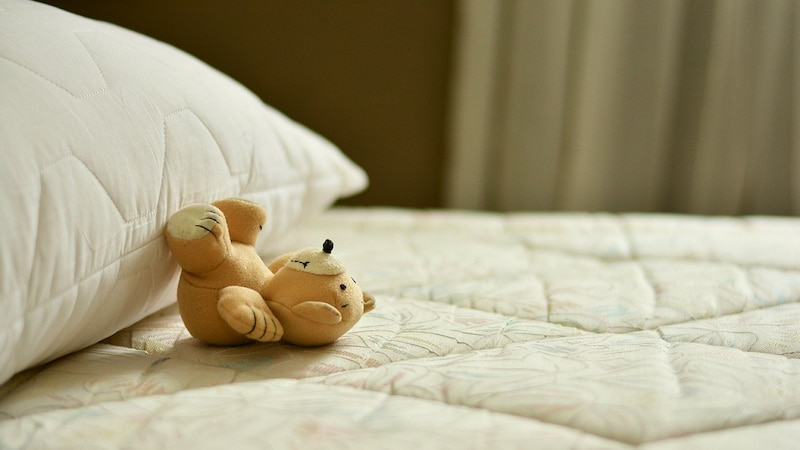 Matratzen haben verschiedene Härtegrade