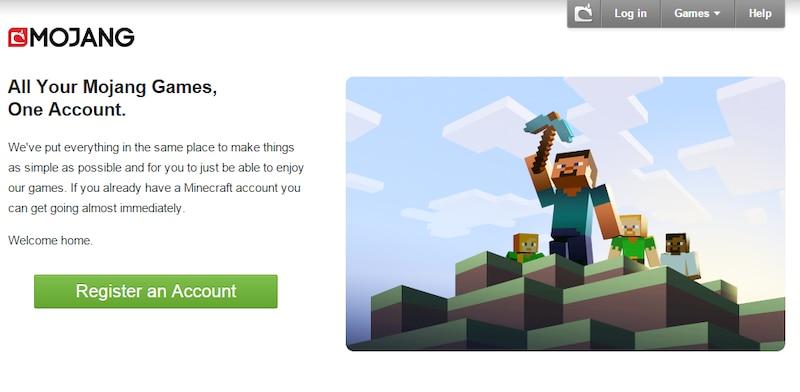 Minecraft-Namen ändern