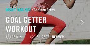 Nike Training statt Runtastic