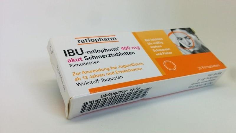 Sie können Ibuprofen einnehmen, wenn Sie Fieber haben und stillen.