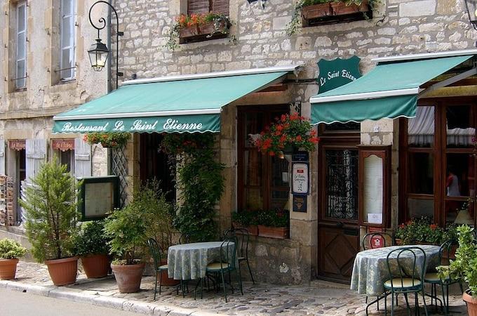 Schnecken im französischen Restaurant (Quelle: Pixabay.com)