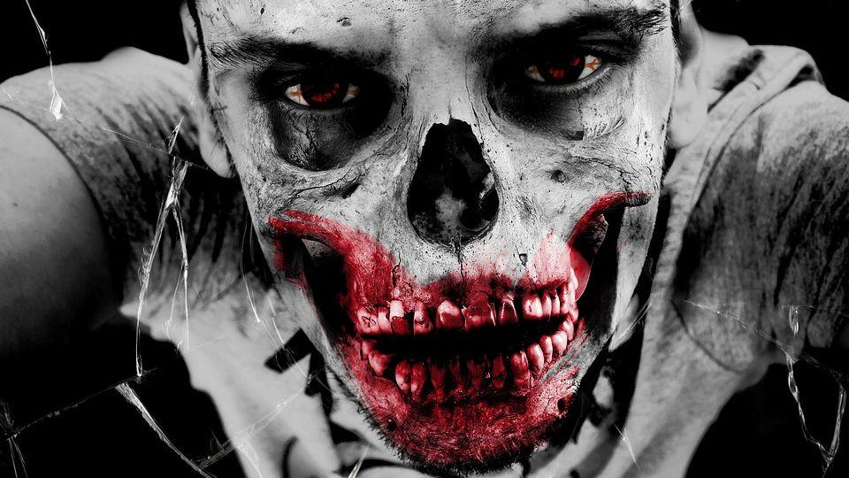 So überleben Sie die Zombie-Apokalypse (Bild: Pixabay)