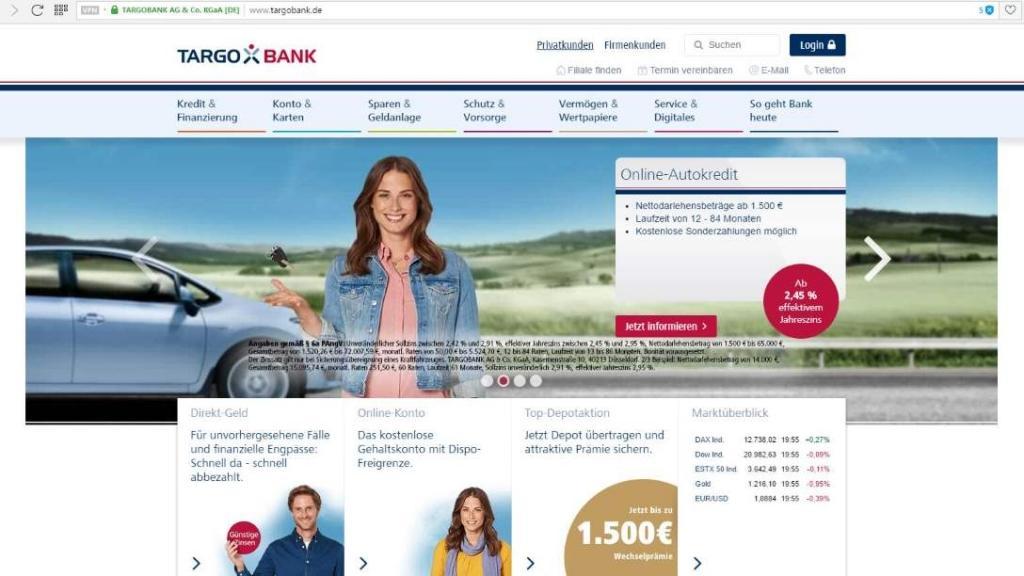 Targobank: Konto kündigen