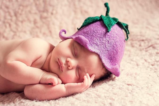 Es gibt mehrere Wachstumsschübe beim Baby