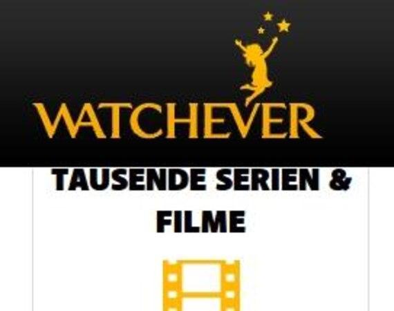 Watchever - auch für Konsolen