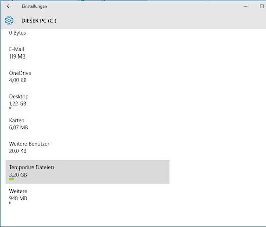Windows 10: Windows.old löschen